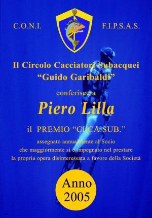 2005 - Piero Lilla